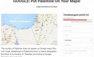 palestine-petition